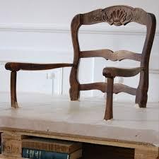 cool vintage furniture. vintage furniture embedded in plaster photo cool e