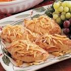 almond topped chicken