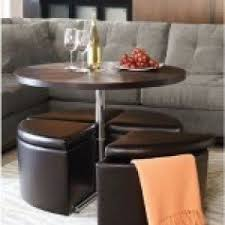 Perfect Adjustable Height Coffee Table With Ottoman