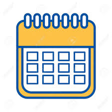 Sale Calendar Date Page Ecommerce Business Plan Vector Illustration
