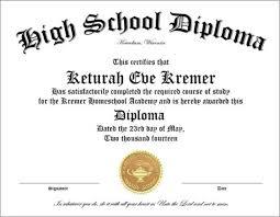 School Certificates Template 60 Free High School Diploma Template Printable Certificates