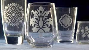 fix etched glassware glass designs