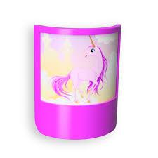 Westek Purple Unicorn Shade Led Night Light