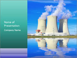 nuclear powerpoint template. Big Nuclear Power Station PowerPoint Template Backgrounds Google