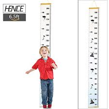 Baby Height Wall Chart Growth Chart Baby Height Large Handing Ruler Wall Decor