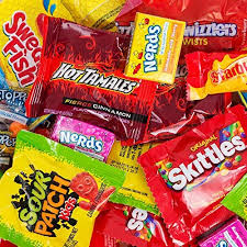 Wholesale Bulk Candy For Vending Machines New Bulk Funhouse Treats Assorted Candy 48 Lbs In A Resealable Bomber