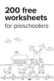3 Year Old Preschool Worksheets Dinosaur Worksheets 3 Year Old
