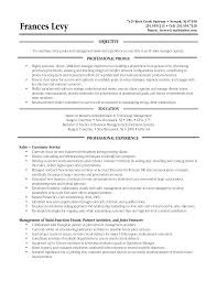 Best Photos Of Functional Resume Example Of Print Customer Service