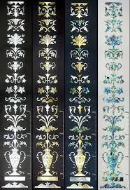 Fret Inlay Designs Harwood Fret Board Inlays Traditional 100 Size