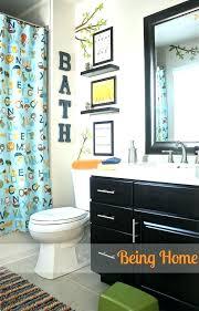 guest bathroom wall decor. Unique Bathroom Decor Boy And Girl Best Guest  Ideas Full . Wall
