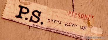 facebook covers free ps never give up facebook cover quotes