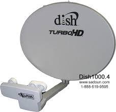 dish network dish 1000 4 dishpro plus new dish network dish 1000 4 plus