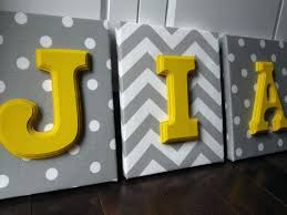 large initials for wall decorative wooden letters for walls astounding wall  canvas letters nursery decor wooden