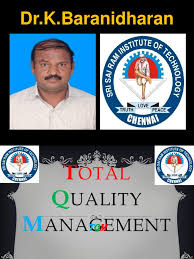ece assignment docshare tips tqm customer perception final year ece sri sairam institute of technology dr k baranidharan