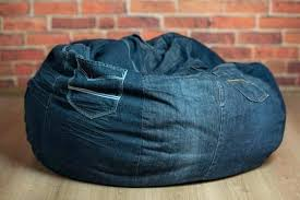 bean bags denim bean bag cover denim bean bag cover denim bean bag chair denim