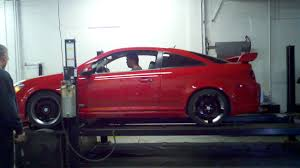 2006 Cobalt SS Supercharged Dyno Run #2 - YouTube