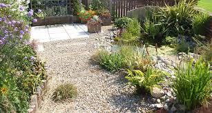 pebble garden designs decorating ideas