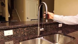 Dornbracht Kitchen Faucets Dornbracht Tara Pull Down Kitchen Faucet Review Youtube