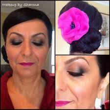 old women makeup skin makeup sharona
