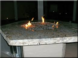 pictures of how to clean propane fireplace glass