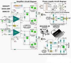 simple 600w audio amplifier circuit diagram circuit wiring simple 600w audio amplifier circuit diagram