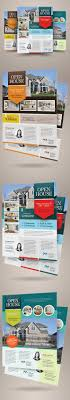 17 best ideas about real estate flyers real estate real estate open house flyers by kinzi wij via behance