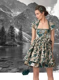 Dirndl Pattern Stunning Cropped Hem Dirndl Dress 4848 48 Sewing Patterns BurdaStyle