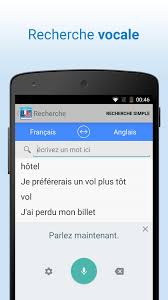 Français Anglais Traduction For Android Apk Download