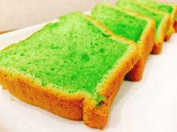 Bolu Pandan Sponge Cake Atau Bolu Sponge Lembut
