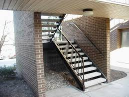 Outdoor Staircase prefab stairs exterior prefab homes wearing your home with 6831 by xevi.us