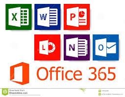 Microsoft Logo Design Software Microsoft Office Editorial Stock Photo Illustration Of