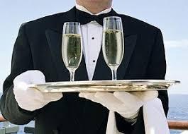 Cruise Ship Jobs - Assistant (Junior) Waiter, Waitress.