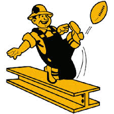 pittsburgh steelers primary logo 1962 1968