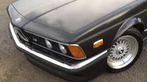 BMW Convertible 1985 bmw m635csi : 1985 BMW M635CSI Euro walk-around - YouTube