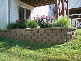 Small Picture Landscape Retaining Wall Ideas Design Ideas Decors