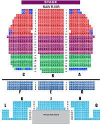 Fox Theater Spokane Wa Seating Chart Fox Performing Arts Center Seating Chart Bright Seating At