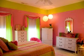 Pink Girls Bedroom Popular Girls Bedroom Ideas Pink And Green Girls Bedroom In Pink