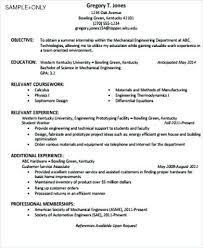 Resume Objective Resume Objective For Retail Position Example Of In A How To Write 54