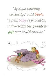New Baby Quote Winnie The Pooh Special Quotes New Baby