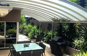 How To Design Backyard Impressive Backyard Patio Roof Ideas Covered For The House Design Pictures