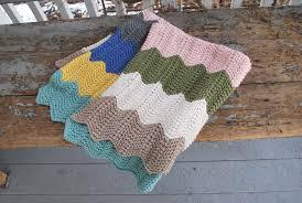 Chevron Baby Blanket – The Piper's Girls & Share this: Adamdwight.com