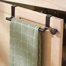 kitchen hand towel holder. Over The Cabinet 9\ Kitchen Hand Towel Holder H