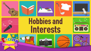 Interests Amp Hobbies Kids Vocabulary Hobbies And Interests What Do You Like Doing