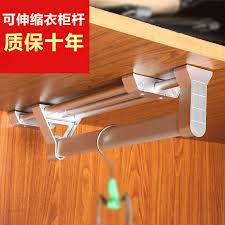 get quotations yi ultra hardware accessories wardrobe closet rod for hanging clothes closet hanging rod aluminum telescopic rod