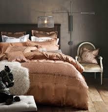 designer luxury bedding set bedspreads cotton silk sheets quilt duvet cover full size queen king double bed in a bag linen full comforter sets pink bedding
