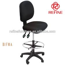 office drafting chair. Fabric Office Drafting Chair, Stool RF-Z039 Chair