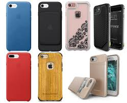 iphone 7 cases. roundup: the best cases you can buy for apple\u0027s iphone 7 and plus right now iphone