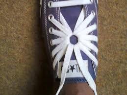 Shoelace Patterns Cool Cool Shoe Lace Styles Vila SRBIJA