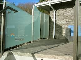 vancouver glass deck railings authorized infinity dealer