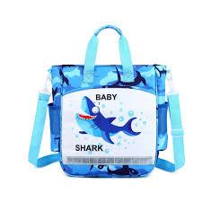 Shark <b>Single Shoulder</b> Kids <b>School Bags</b> and Backpacks NZ ...